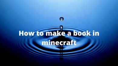 Photo of How To Make a Book In Minecraft